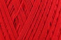 Mondial NILO Egyptian Cotton Crochet Thread/Yarn Size 12 - 27 Red